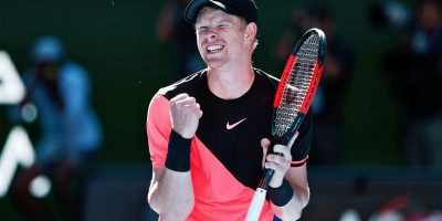 I feel like Andy Murray, says Kyle Edmund after shock victory